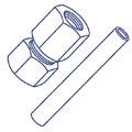 Фитинги и трубы